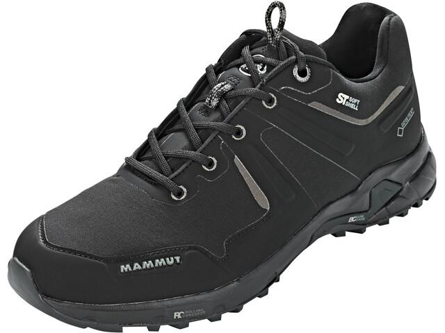 Mammut Ultimate Pro Low GTX Zapatillas Mujer, black-black